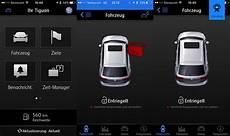 application car net volkswagen vw car net im neuen tiguan getestet auto und smartphone immer verbunden