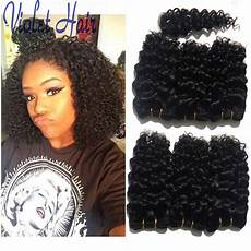 cheap short style for peruvian hair afro