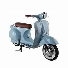 scooter electrique vespa 2twenty roma bleu 2309 go2roues
