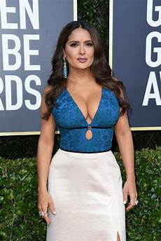 Salma Hayek Salma Hayek Cleavage The Fappening 2014 2019 Celebrity