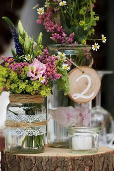 Tischdekoration Vintage Hochzeit Auf Land Gut H 246 Hne