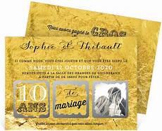 invitation 10 ans de mariage original 46 best images about invitation anniversaire de mariage on