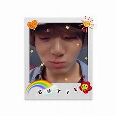 Koo Softbot On Bts Emoji Like Emoji Bts Polaroid