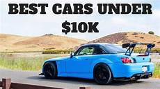 top 10 used sports cars 10k top 10 sports cars 10k