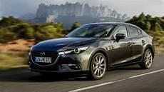 2017 Mazda 3 Sedan Eternal Blue Drive And Design