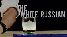 how to make the white russian best drink recipes youtube