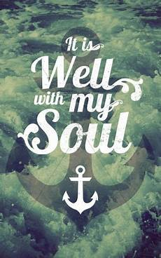 it is well with my soul church bulletin cover cruise cover faith wellness