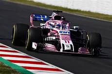 F1 Testing India Not Leading Midfield Pack Sergio