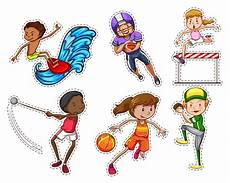 Doing Different Types Of Sports Free