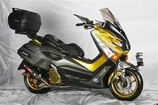 Modifikasi Yamaha Nmax by 40 Gambar Modifikasi Yamaha Nmax Keren Elegan Dapur