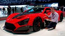 The Zenvo Tsr S Does Things You Ve Never Seen