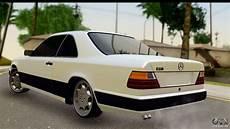 mercedes e320 w124 coupe for gta san andreas