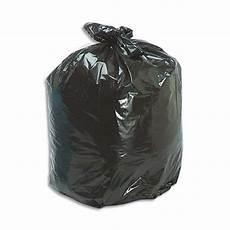 boite de 100 sacs poubelle plastique 130 litres achat