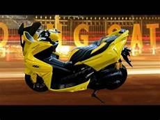 Modifikasi Aerox 155 by Modifikasi Yamaha Aerox 155 Quot Predator Quot