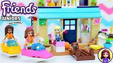 Malvorlagen Lego Friends Junior Lego Friends S Lakeside House Junior Easy To