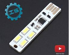 usb touch dimmer l led light 3856 from