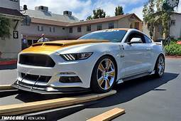 Hurst And Kenne Bell Collaborate On New S550 Mustang