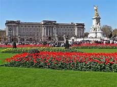 Buckingham Palace Tours Information Facts