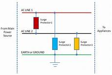 surge protection circuit principle and design electronicsbeliever
