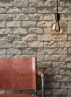 stein tapeten newroom papiertapete steintapete grau beige steintapete