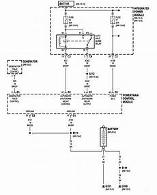 2002 chrysler voyager wiring diagram 2002 voyager 3 3 egr pcm 4727423ad has been not cranking at times when key turned to the start