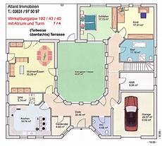 Atrium 7 4 Winkelbungalow Einfamilienhaus Neubau Massivbau
