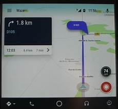 waze sur r link 2 test android auto carplay sur r link 2 gps carminat