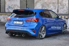 Focus St Mk4 - rear valance ford focus mk4 st line abs our offer ford