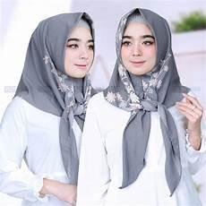 Model Jilbab Instan Untuk Pesta Casual