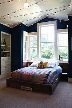 Bedroom Ideas For With Lights by How To Use String Lights For Your Bedroom 32 Ideas Digsdigs
