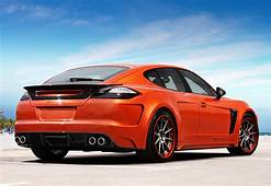 2012 Porsche Panamera TopCar Stingray GTR Orange  Specs