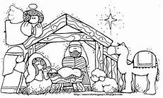 nativity coloring pages coloring coloring