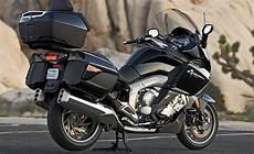 2012 Bmw K 1600 Gtl Motorcycle Review Roadandtrack