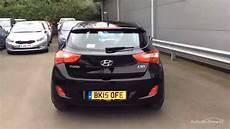 Hyundai I30 Se Black 2015