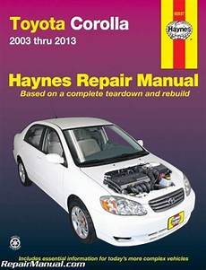 auto repair manual online 2011 honda ridgeline engine control haynes toyota corolla 2003 2013 auto repair manual