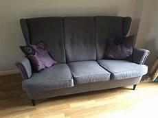 Ikea Strandmon Sofa - sofa and footstool ikea strandmon in swindon wiltshire