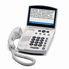 Captel 840 Captioned Telephone Can T Hear On The Phone