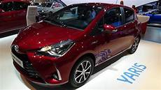 2018 Toyota Yaris 1 5 Hybrid Y Conic Exterior And