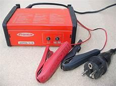 Auto Batterie Ladegerät - ladeger 228 t