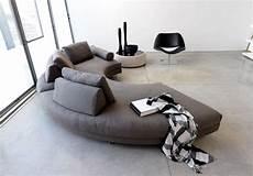 runde couch runde sofas modern in szene setzen 50 beispiele