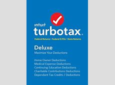 Turbotax Deluxe 2019 Schedule C Tax Software Reviews