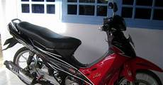 Modifikasi Motor R 2003 by Modifikasi Motor Modif Sederhana Suzuki Shogun 2003