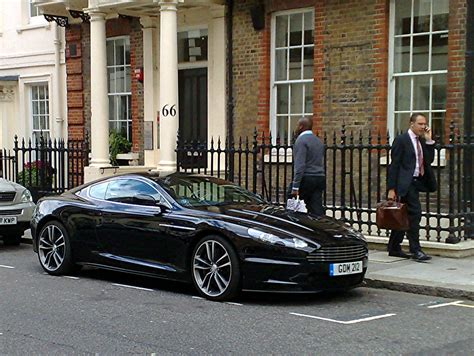 Aston Martin Dbs In The West End Of London.jpg