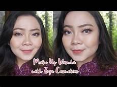 Make Up Wisuda One Brand Tutorial With Zoya Cosmetic