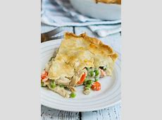 easiest chicken pot pie_image
