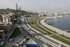 F1 News Baku Claims Contract Signed For F1 Race