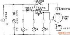 refrigerator electrical equipment circuit circuit diagram seekic com