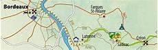 distance bordeaux the roger 233 bie bike path from bordeaux to sauveterre