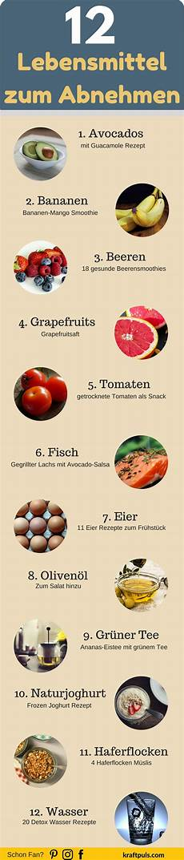 12 lebensmittel zum abnehmen ᐅ gesunde gewichtsabnahme