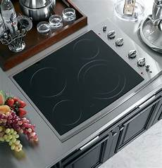 Ge Profile Series 30 Quot Built In Electric Cooktop